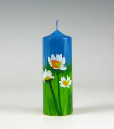 margriet  | sierkaarsen | Cobbenhagen kaarsen