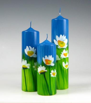 margrieten | sierkaarsen | Cobbenhagen kaarsen