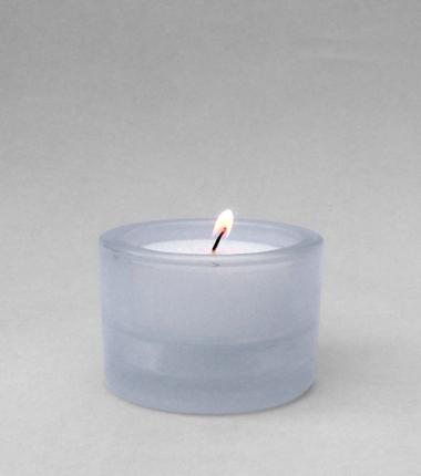 glashouder voor maxilichten en theelichtjes, cobbenhagen kaarsen, kaarsenfabriek