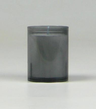Theelicht 24 uur grijs, waxinelichtje, Cobbenhagen kaarsen