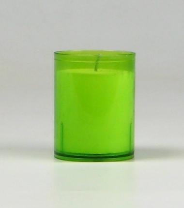 Theelicht 24 uur lemon, waxinelichtje, Cobbenhagen kaarsen