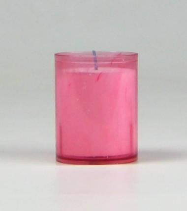 Theelicht 24 uur rose,waxinelicht,Cobbenhagen kaarsen