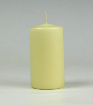 Stompkaars 70/130, ivoor, stompkaarsen, Cobbenhagen kaarsen.