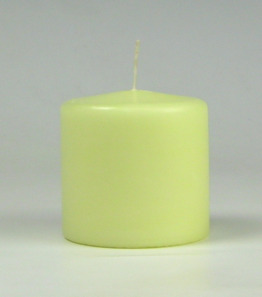 stompkaars 10/10, ivoor, kaarsen, Cobbenhagen kaarsen