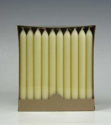 Doos tafelkaarsen, ivoor, dinerkaars, Cobbenhagen kaarsen