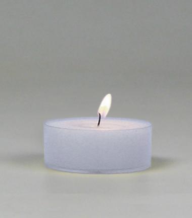 maxilichten, doorzichtig waxinelichtjes, transparant theelichtjes, breukvrije lichten, Cobbenhagen kaarsen.