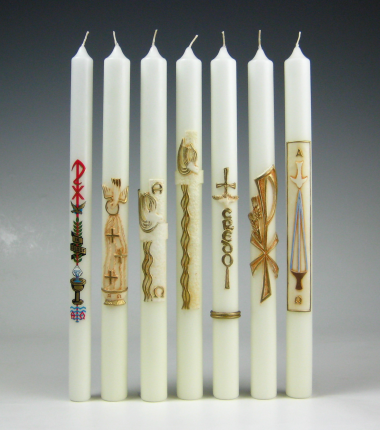 doopkaarsen, kerkkaarsen, Cobbenhagen kaarsen