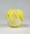 Bananenschuimpjes, banaan, bolkaars, Cobbenhagen kaarsen