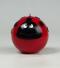 rood, lieveheersbeestje, sierkaars, Cobbenhagen kaarsen