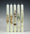 huwelijkskaarsen, trouwkaarsen, kerkkaarsen, Cobbenhagen kaarsen
