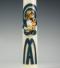 Maria kaars, blauw, Maria met kind, Cobbenhagen kaarsen