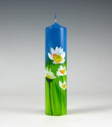 margriet | sierkaars | Cobbenhagen kaarsen