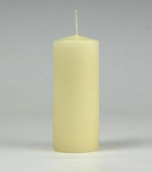 stompkaars 60/150, ivoor, Cobbenhagen kaarsen