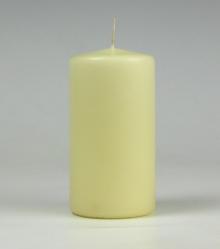 Stompkaars 80/150, ivoor, kaarsen, Cobbenhagen kaarsen.